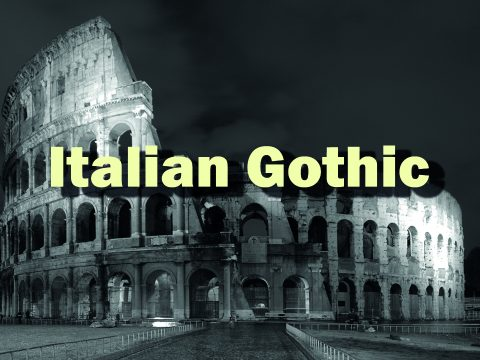 Logo Italian Gothic
