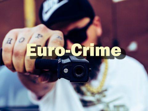 Euro-Crime Logo