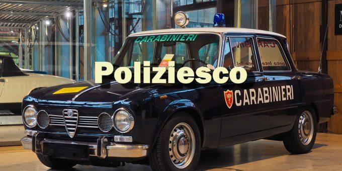 Poliziesco Logo
