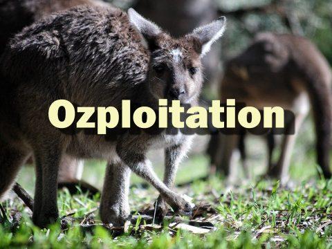 Ozploitation Logo