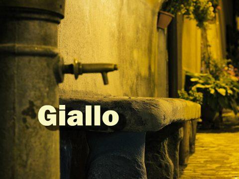 Giallo Logo